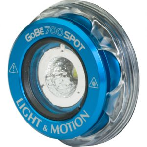 Light and Motion GoBe 700 Spot Head