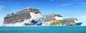 Norwegian Cruise Line Fleet
