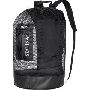 Stahlsac Bonaire Mesh Backpack Black