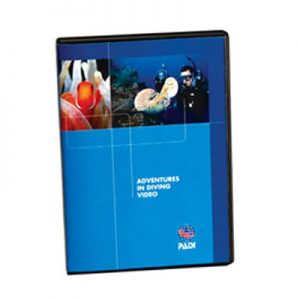 PADI Advance/Adventure DVD
