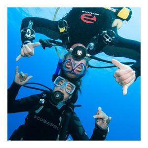 scuba weekend course